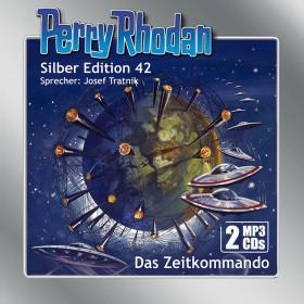 Perry Rhodan Silber Edition 42: Das Zeitkommando (2 mp3-CDs)