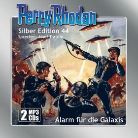 Perry Rhodan Silber Edition 44: Alarm für die Galaxis (2 mp3-CDs)