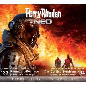 Perry Rhodan Neo MP3 Doppel-CD Episoden 133+134