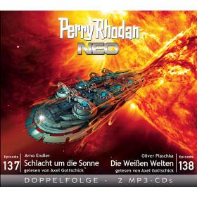 Perry Rhodan Neo MP3 Doppel-CD Episoden 137+138