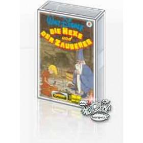MC Karussell - Walt Disney Filmserie 08 - Die Hexe und der Zauberer