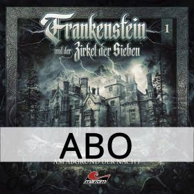 ABO Frankenstein und der Zirkel der Sieben