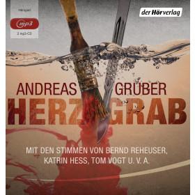 Andreas Gruber - Herzgrab: Das Hörspiel