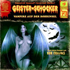 Geister-Schocker 73 Vampire auf der Bohrinsel