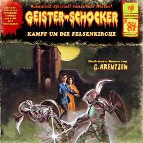 Geister-Schocker 84 Kampf um die Felsenkirche