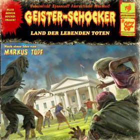 Geister-Schocker 87 Land der lebenden Toten