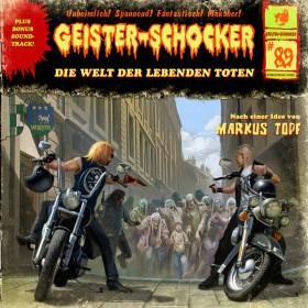 Geister-Schocker 89 Die Welt der lebenden Toten