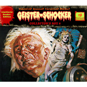 Geister-Schocker Collector's Box 8 (Folge 20-22)
