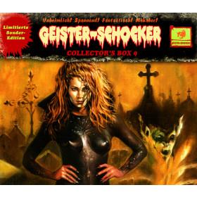 Geister-Schocker Collector's Box 9 (Folge 23-25)