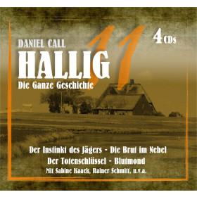Hallig 11 - Die Ganze Geschichte (4 CDs)