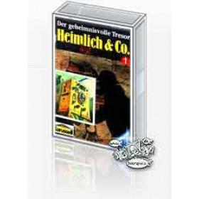 MC Karussell Heimlich & Co. 01 Der geheimnisvolle Tresor