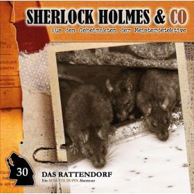 Sherlock Holmes und Co. 30 - Das Rattendorf