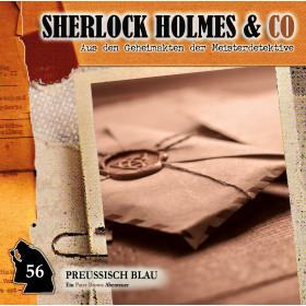 Sherlock Holmes und Co. 56 Preußisch Blau