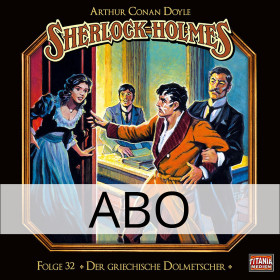 ABO Sherlock Holmes (Titania Medien)