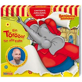 Benjamin Blümchen - Folge 137: Ein Törööö für alle Fälle (Geburtstagsfolge)