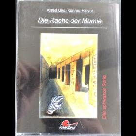 MC Maritim Schwarze Serie - Die Rache der Mumie ( Doppelhüle )