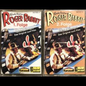 MC Karussell Falsches Spiel mit Roger Rabbit Folge 1+ 2