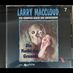 Larry MacCloud 07 Die Nacht des Grauens
