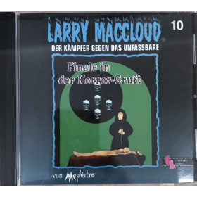Larry MacCloud 10 Finale in der Horror-Gruft