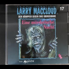 Larry MacCloud 17 Eine mörderische Nacht