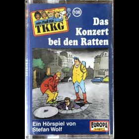 MC TKKG 108 Das Konzert bei den Ratten