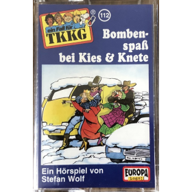 MC TKKG 112 Bombenspaß bei Kies & Knete