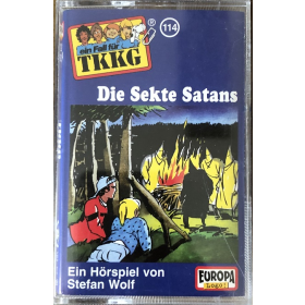 MC TKKG 114 Die Sekte Satans