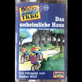 MC TKKG 143 Das unheimliche Haus