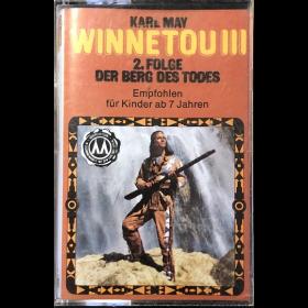 MC Piccolo Karl May Winnetou III 2. Folge Der Berg des Todes