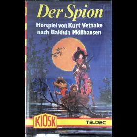 MC Kiosk Der Spion