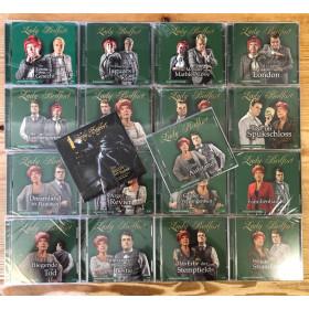 Lady Bedfort - Paket - Folge 101 bis 117 + Bonus
