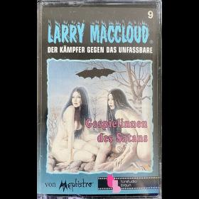 MC Larry MacCloud 09 Gespielinnen des Satans Der Kämpfer gegen das