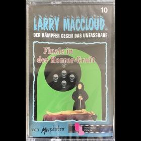 MC Larry MacCloud 10 Finale in der Horror-Gruft