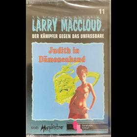 MC Larry MacCloud 11 Judith in Dämonenhand