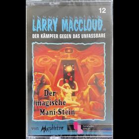 MC Larry MacCloud 12 Der magische Mani-Stein Der Kämpfer gegen das