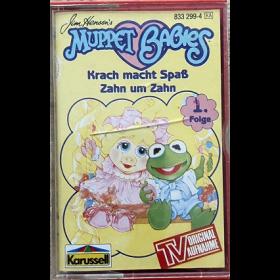 MC Karussell Muppet Babies Folge 01 - Krach macht Spaß / Zahn um Zahn