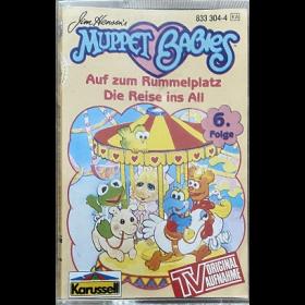 MC Karussell Muppet Babies Folge 06 - Auf zum Rummelplatz / Die Reise ins All