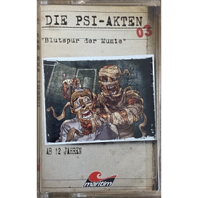 MC Maritim Die PSI Akten 03 Blutspur der Mumie