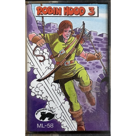 MC Märchenland 58 Robin Hood 3 Comic Cover