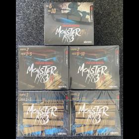 Monster 1983 - Paket - Staffel 1 Tag 6-10 + Staffel 2 Tag 1-10 + Staffel 3 Tag 1-10