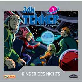 Jan Tenner - Folge 09: Kinder des Nichts
