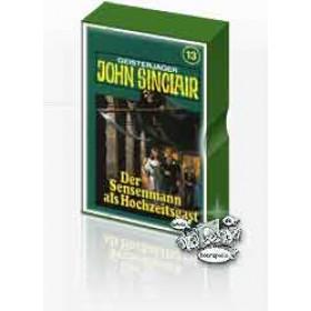 MC TSB John Sinclair 013 Der Sensemann als Hochzeitsgast