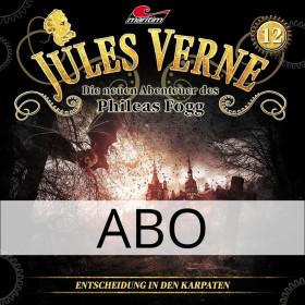 ABO Jules Verne - Die neuen Abenteuer des Phileas Fogg