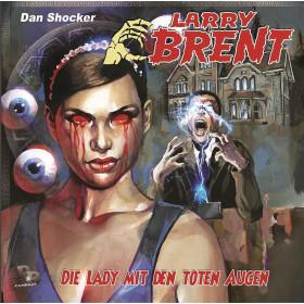 Larry Brent 41: Die Lady mit den toten Augen