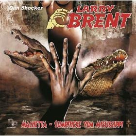 Larry Brent 42: Machetta - Sumpfhexe vom Mississippi
