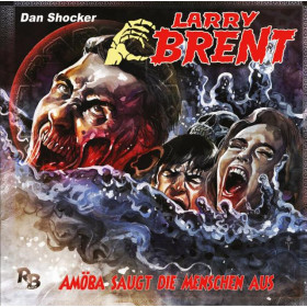 Larry Brent - Folge 28: Amöba saugt die Menschen aus