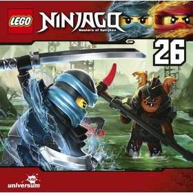 LEGO Ninjago 7. Staffel (CD 26)