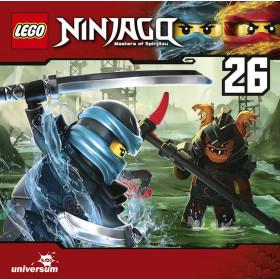 LEGO Ninjago 7. Staffel (CD 26)