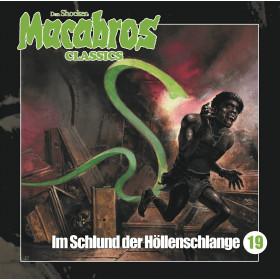 Macabros Classics - Folge 19: Im Schlund der Höllenschlange