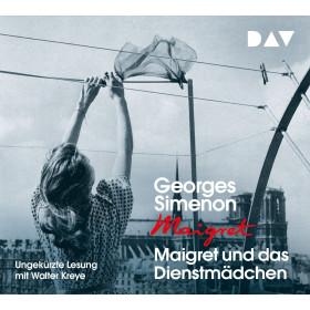 Georges Simenon - Maigret und das Dienstmädchen